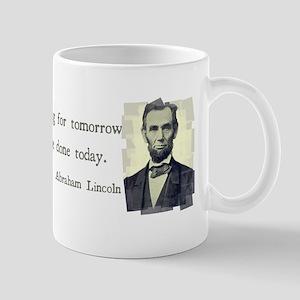 Quotable Abraham Lincoln Mug