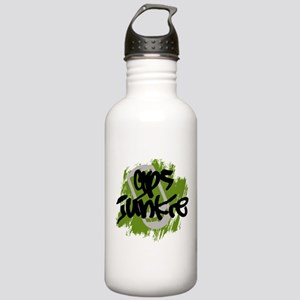 GPS Junkie Stainless Water Bottle 1.0L