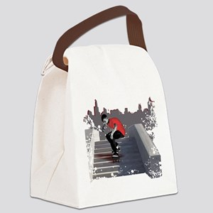 8 Stair Ollie Canvas Lunch Bag