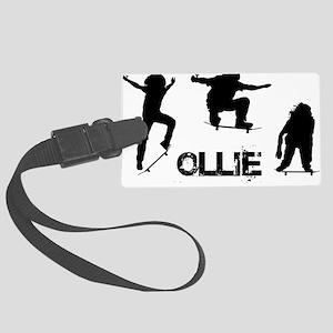 Ollie Large Luggage Tag
