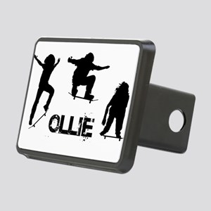 Ollie Rectangular Hitch Cover