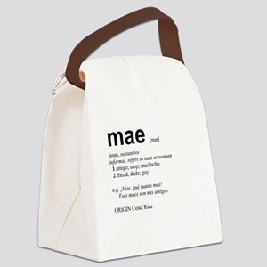 Mae Canvas Lunch Bag
