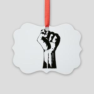 Fist Picture Ornament