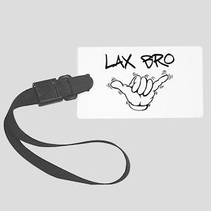 Hang Loose Lax Bro Large Luggage Tag