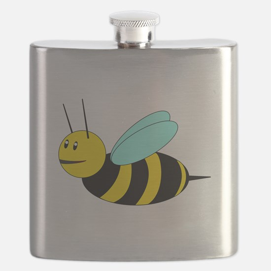 Buzzy Bee Flask