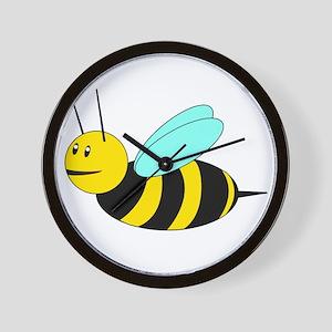 Buzzy Bee Wall Clock