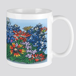 Wildflowers Mug Mugs