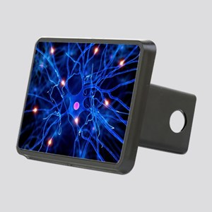 Nerve cell, artwork - Hitch Cover