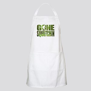 Gone Squatchin *Special Deep Forest Edition* Apron