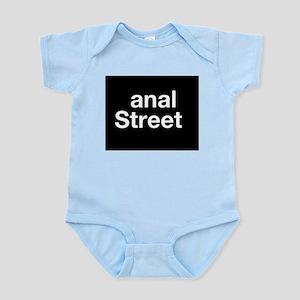 Anal Street Infant Bodysuit