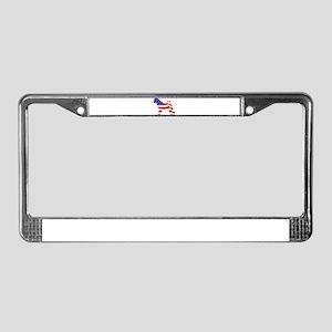 Brussels Griffon License Plate Frame