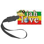 Jah Love Large Luggage Tag
