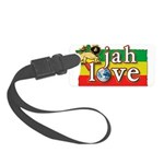 Jah Love Small Luggage Tag