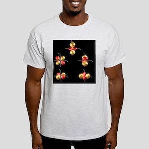 3d electron orbitals - Light T-Shirt