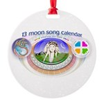 Msong Round Ornament