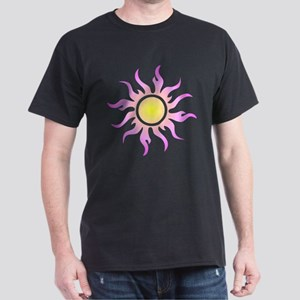 Tribal Sun Dark T-Shirt