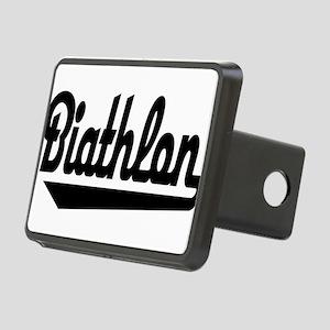 biathlon Rectangular Hitch Cover