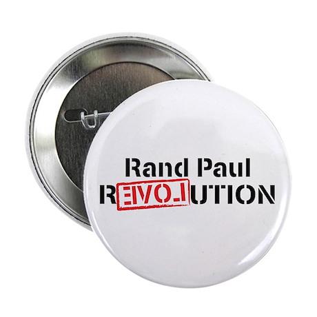 "Rand Paul Revolution 2.25"" Button"