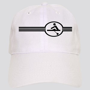 Rowing Crew Emblem Cap