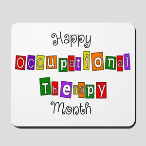 Nat OT Month 6 Mousepad