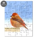 Scarlet Tanager Puzzle