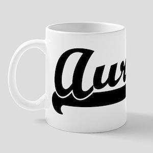 Black jersey: Aura Mug
