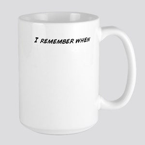 I remember when Mugs