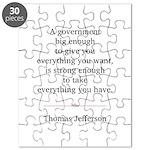 Thomas Jefferson Puzzle