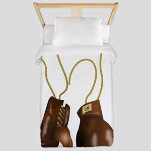 Leather Boxing Gloves Twin Duvet