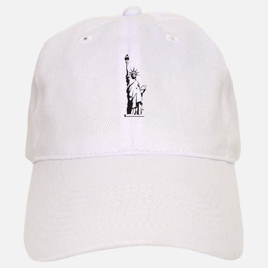 Statue of Liberty Baseball Baseball Cap