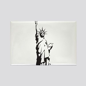 Statue of Liberty Rectangle Magnet