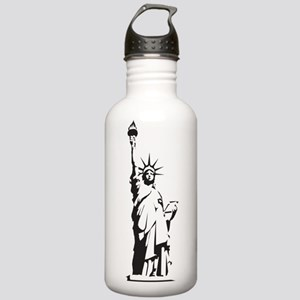 Statue of Liberty Stainless Water Bottle 1.0L