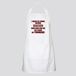 EATING BACON Apron