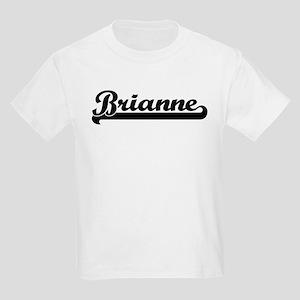 Black jersey: Brianne Kids T-Shirt