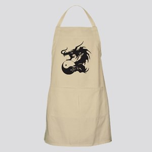 Yin Yang Dragon Apron