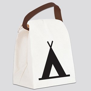 Tent Canvas Lunch Bag