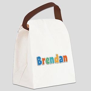 Brendan Spring11B Canvas Lunch Bag