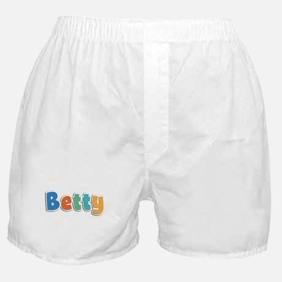 Betty Spring11B Boxer Shorts