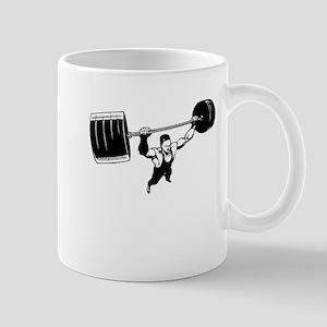 Power Lifter Mug