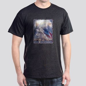 In God's Hands Dark T-Shirt