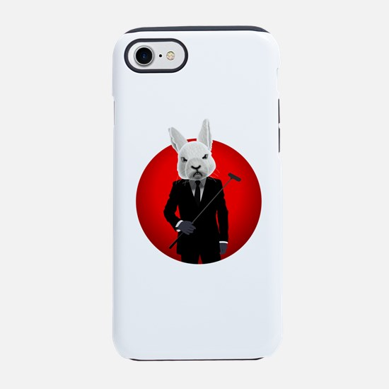 Bunny Suit iPhone 7 Tough Case