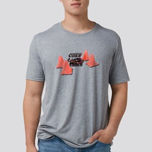 Navigating business Mens Tri-blend T-Shirt