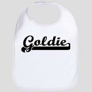 Black jersey: Goldie Bib