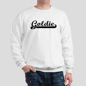 Black jersey: Goldie Sweatshirt