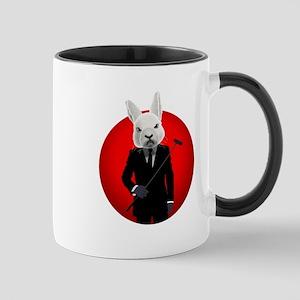 Bunny Suit Mugs