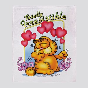 Totally Irresistible! Throw Blanket
