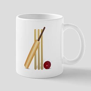 Cricket Wicket Mug