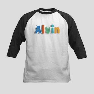 Alvin Spring11B Kids Baseball Jersey