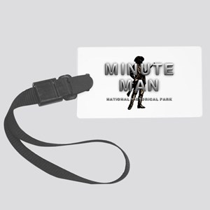 ABH Minute Man Large Luggage Tag