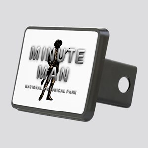 ABH Minute Man Rectangular Hitch Cover